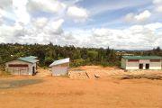Construction de l'usine d'extraction d'huile d'avocat à Bafounda