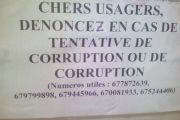 Commission anti-corruption